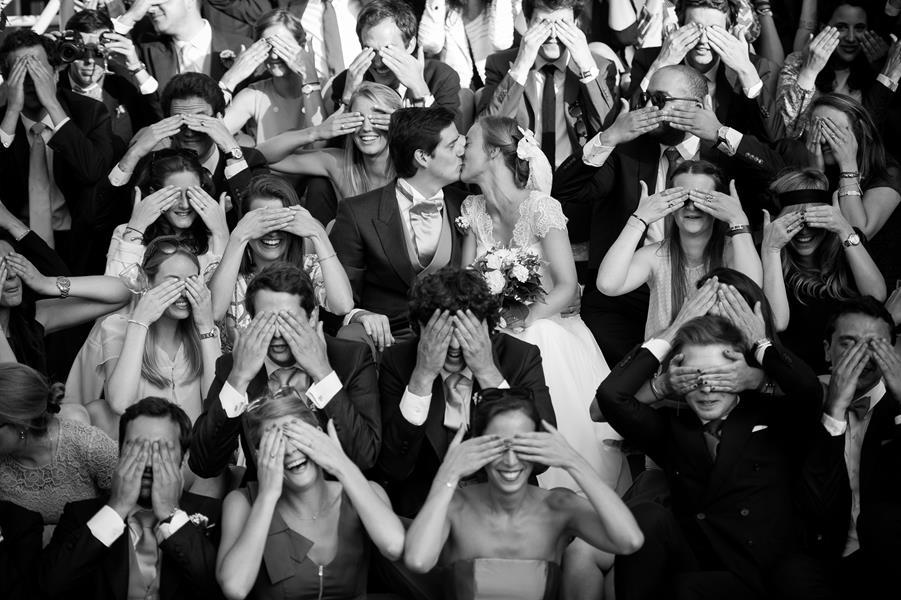 photo mariage originale
