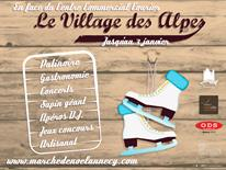 LE VILLAGE DES ALPES